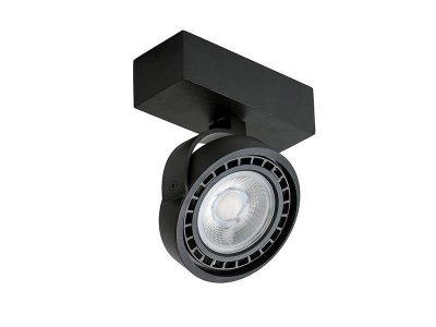 Спот Azzardo GM4113-230V JERRY 1 230V LED 16W BK (5901238415527)
