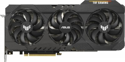 Asus PCI-Ex GeForce RTX 3080 TUF Gaming OC 10GB GDDR6X (320bit) (1440/19000) (2 x HDMI, 3 x DisplayPort) (TUF-RTX3080-O10G-GAMING) + Блок питания Asus ROG Thor 850W