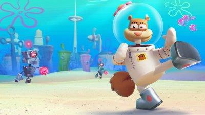 SpongeBob SquarePants: Battle for Bikini Bottom – Rehydrated (російські субтитри) PS4