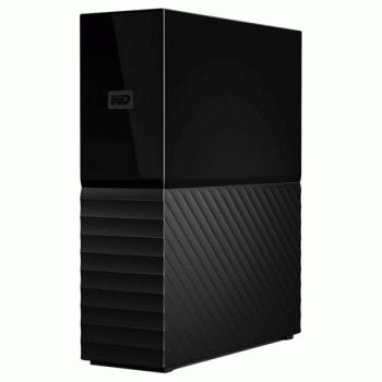 """Зовнішній жорсткий диск 3,5"""" 12TB WD My Book (WDBBGB0120HBK-EESN) USB 3.0 Black"""