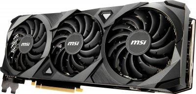 MSI PCI-Ex GeForce RTX 3090 VENTUS 3X 24GB GDDR6X (384bit) (1695/19500) (HDMI, 3 x DisplayPort) (RTX 3090 VENTUS 3X 24G)