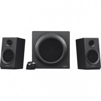 Акустическая система Logitech Audio System 2.1 Z333 - Black