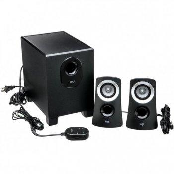 Акустическая система Logitech Audio System 2.1 Z313