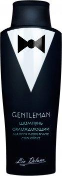 Шампунь для мужчин Liv Delano Cool effect Охлаждающий для всех типов волос 300 г (4811248007487)
