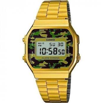 Годинник наручний Casio Collection A168WEGC-3EF