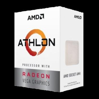 Процессор AMD Athlon 200GE 3.2GHz sAM4 Box (YD200GC6FBBOX)