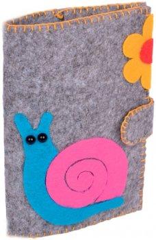 Набор для творчества Умняшка Изделия из фетра. Обложка на паспорт (4820129201722) (ИФ-002)