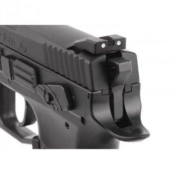Пистолет пневм. ASG CZ P-09 Pellet Blowback, 4,5 мм