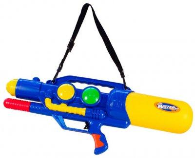 Водное оружие Maya Toys Мега-бластер синий (YS318A-1) (4812501162011-1)