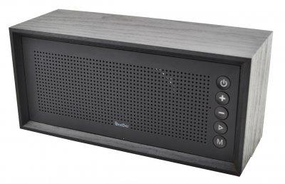 Портативна дерев'яна акустика OneDer V2 Bluetooth колонка Wireless Speaker