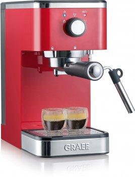 Кофеварка эспрессо Graef ES403EU