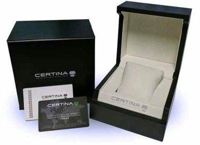 Чоловічий наручний годинник Certina C001.647.17.057.00