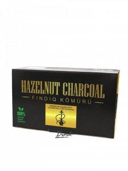 Вугілля горіховий для кальяну Hazelnut Charcoal 1кг