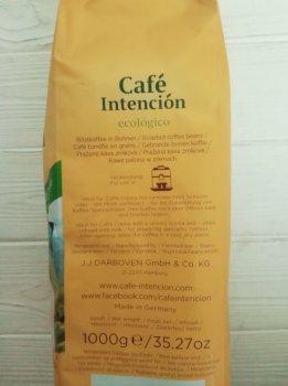 Кофе в зернах J.J.Darboven Intencion Crema 1кг (Германия)