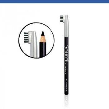 Олівець для брів Bourjois Sourcil Precision №1 (Чорний)