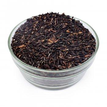 Рис черный Vitamin нешлифованный Премиум 1 кг
