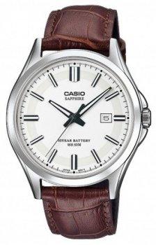 Чоловічі годинники Casio MTS-100L-7AVEF