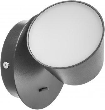 Підсвітка Brille AL-508/6W LED BK (27-007)
