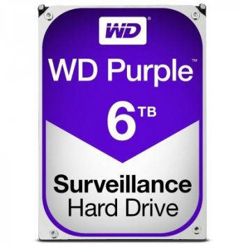 "Жесткий диск 3.5"" 6TB WD (WD60PURZ)"