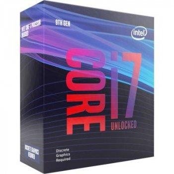 Процессор INTEL Core i7 9700KF (BX80684I79700KF)