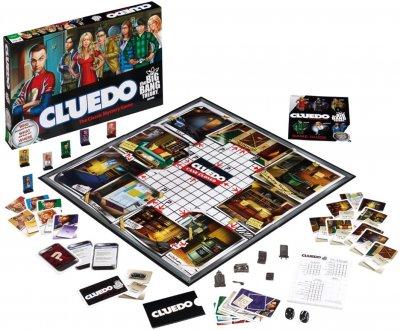 Настільна гра Winning Moves Клуедо The Big Bang Theory (5036905021173)