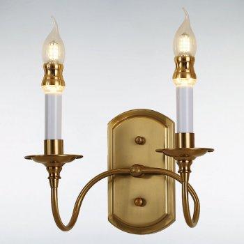 Бра Light House LS-13367-2 CU бронза