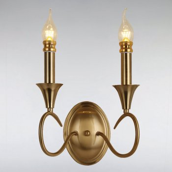 Бра Light House LS-13371-2 CU бронза