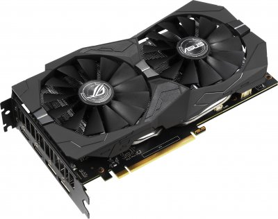 Asus PCI-Ex GeForce GTX 1650 ROG Strix Gaming A4G 4GB GDDR5 (128bit) (1485/8000) (2 x DisplayPort, 2 x HDMI 2.0b) (ROG-STRIX-GTX1650-A4G-GAMING)