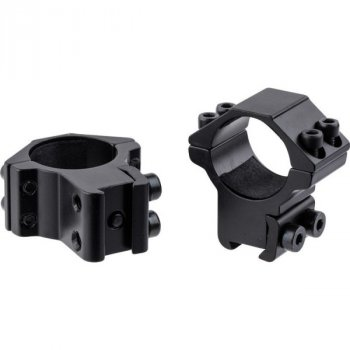 "Кольца Beeman FTMA011 1""(25.4) Medium. Сплав. 11 мм"