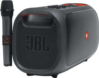 Акустическая система JBL PartyBox On-The-Go Black (JBLPARTYBOXGOBEU)