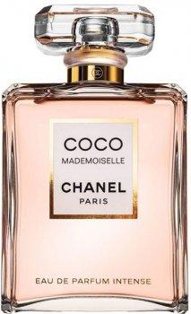 Парфюмированная вода для женщин Chanel Coco Mademoiselle Intense 100 мл (3145891166606)