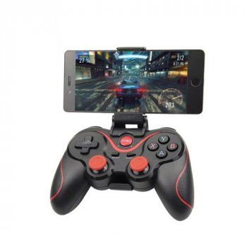 Джойстик безпровідний Terios X3 Bluetooth для iOS, Android, Windows PC, TV Box (ft-190)