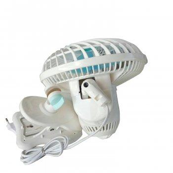 Вентилятор на прищіпці Wimpex 707. Вентилятор настільний.