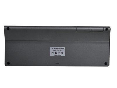 Міні-клавіатура Zienstar Безпровідна USB З російською розкладкою З тачпадом (1004-845-00)