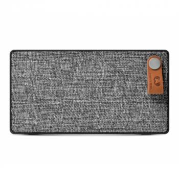 Портативна акустика Fresh 'N Rebel Rockbox Slice Fabriq Edition Bluetooth Speaker Concrete (1RB2500CC)