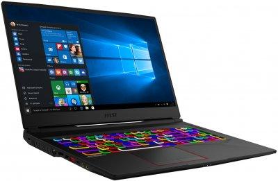 Ноутбук MSI GE75-10SGS (GE7510SGS-449UA) Black