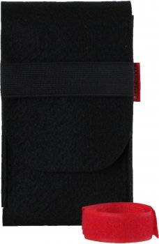 Чохол універсальний для УМБ RedPoint Power protection М Black (ПБ.01.В.01.00.000)