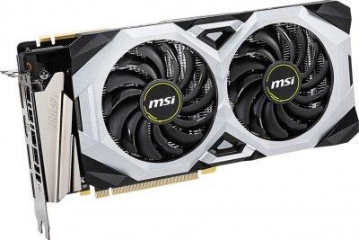 MSI PCI-Ex GeForce RTX 2070 Super Ventus GP OC 8GB GDDR6 (256bit) (1605/14000) (HDMI, 3 x DisplayPort) (RTX 2070 SUPER VENTUS GP OC)