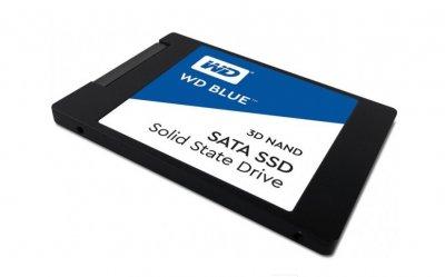 SSD накопичувач WD SSD Blue 1 TB (S100T2B0A) WDS100T2B0A