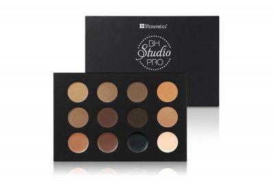 Палітра тіней для макіяжу брів BH Cosmetics Studio Pro Ultimate Brow Palette