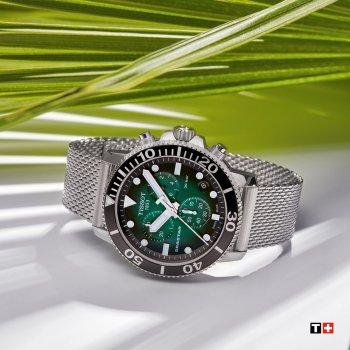 Чоловічі годинники Tissot T120.417.11.091.00