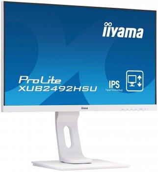 Монитор IIYAMA XUB2492HSU-W1 C (XUB2492HSU-W1 C)