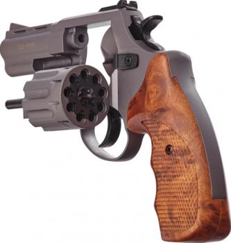 """Револьвер флобера STALKER 3"""" Титан. Матеріал рукояті - пластик (3880.00.53)"""