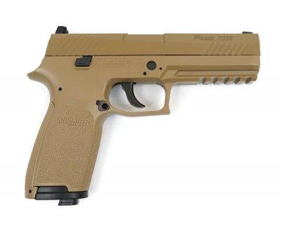 Пістолет пневматичний Sig Sauer Air P320 Coyote Tan (1625.01.45)