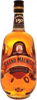 Виски Grand Macnish Original 1 л 40% (5024546356587)