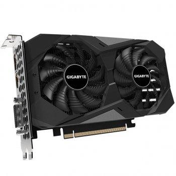 Відеокарта GIGABYTE GeForce GTX1650 4096Mb D6 WF2 OC (GV-N1656WF2OC-4GD) (WY36dnd-258903)