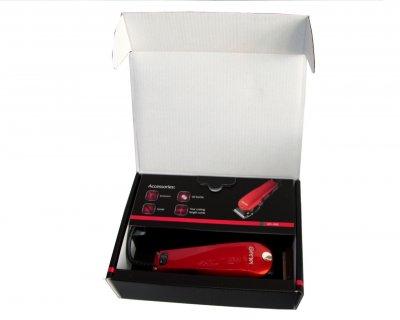 Машинка для стрижки Gemei GM-1005 Red (ZE35008422)