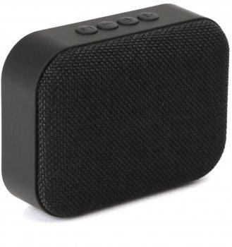 Акустична система Omega OG58DG Bluetooth V4.1 Fabric Black (OG58BB)