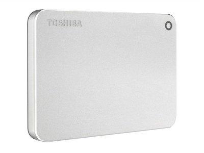 "HDD ext 2.5"" USB 1.0 TB Toshiba Canvio Premium Silver (HDTW210ES3AA)"