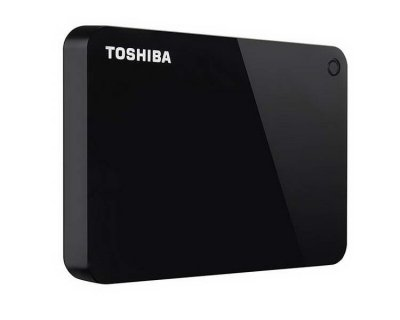 """HDD ext 2.5"""" USB 2.0 TB Toshiba Canvio Advance Black (HDTC920EK3AA)"""